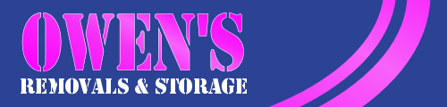 Logo - Owen's Removals Ltd